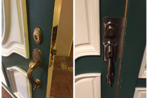 LD Locksmith - classic door lock