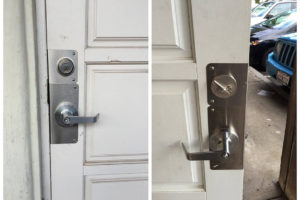 LD Locksmith - deadbolt lock