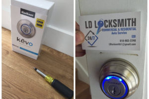 LD Locksmith - door lock installation