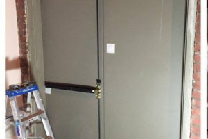 LD Locksmith - single commercial doors